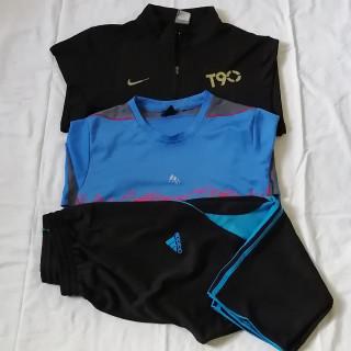 خرید | لباس ورزشی | زنانه,فروش | لباس ورزشی | شیک,خرید | لباس ورزشی | مشکی و آبی | NIKE, adidas,آگهی | لباس ورزشی | X, XL,خرید اینترنتی | لباس ورزشی | درحدنو | با قیمت مناسب